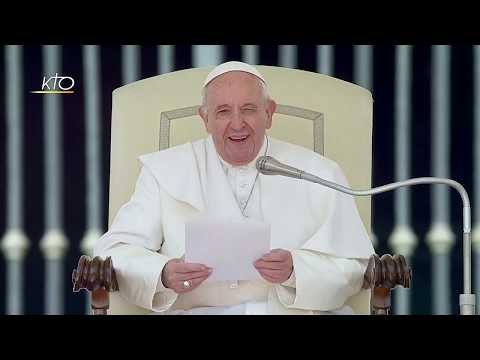 """""""Le sillon que Jésus a tracé pour nous..."""" - Audience générale du 22 mai 2019"""