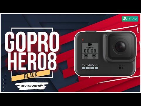 Review chi tiết GoPro Hero 8| Nâng cấp đáng kể so với người tiền nhiệm