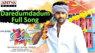 Daredumdadum Full Song II Mukunda Movie II Varun Tej, Pooja Hegde