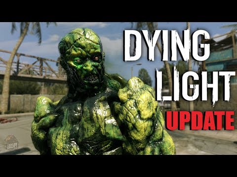 Dying Light New Update - A New Mutation For Goon | New Weapons Coming | New Gold Weapon Docket Code