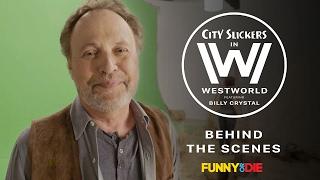 City Slickers in Westworld: Behind The Scenes