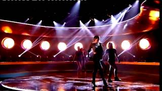 Cheryl Cole - Under the sun - Live at The Jonathan Ross Show  on September 2012 [HD].