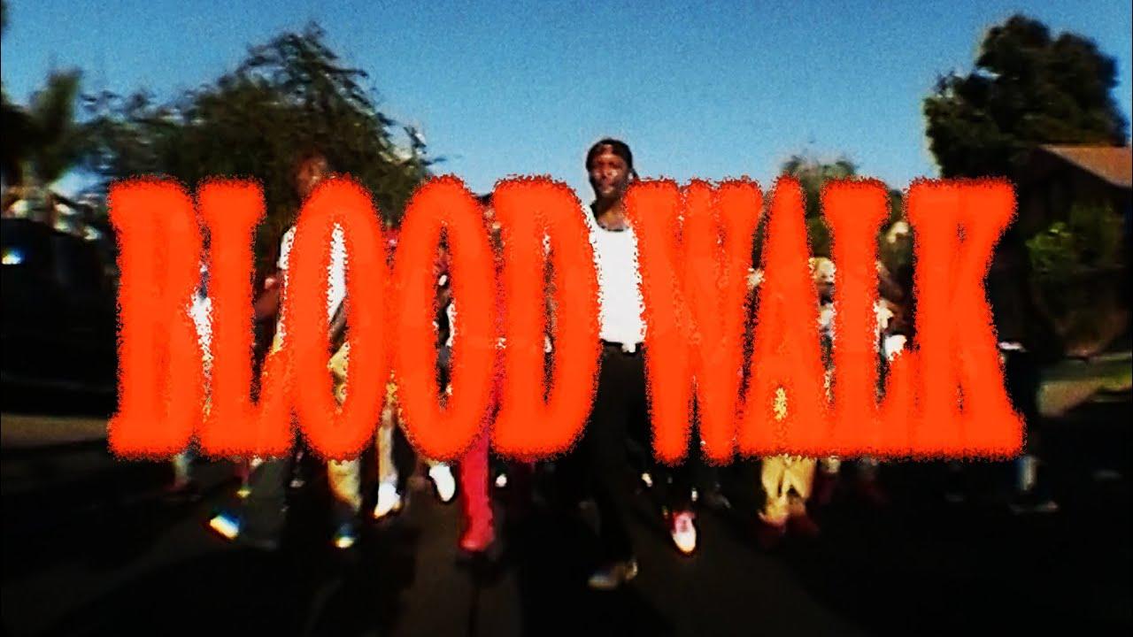 YG - Blood Walk feat. Lil Wayne & D3szn