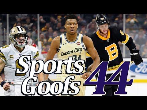 Sports Goofs 44: #NCAA #CFB Week 14; #NFL Week 13; #NBA & #NHL Nov. 24-30