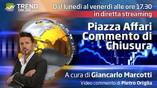 DOW JONES INDUSTRIAL AVERAGE Triplo record a Wall Street: delude invece Piazza Affari