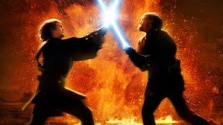 Darth Vader VS Obi Wan Kenobi // Дарт Вейдер против Оби-Вана Кеноби HD