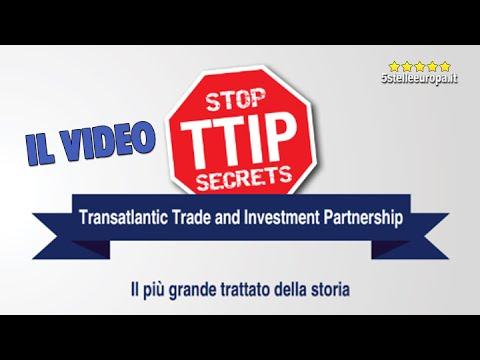 TTIP: il video che nessuno vi farà mai vedere