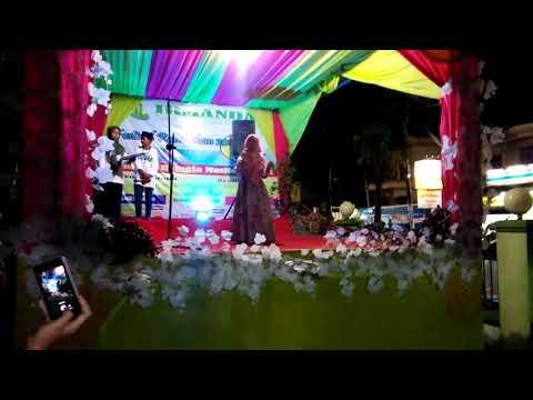 Anugerah Aidil Fitri, Sitti Nurhaliza (cover by Ana Nur Azizah Tanal Lona) Gema Ramadh at Bajoe 2017