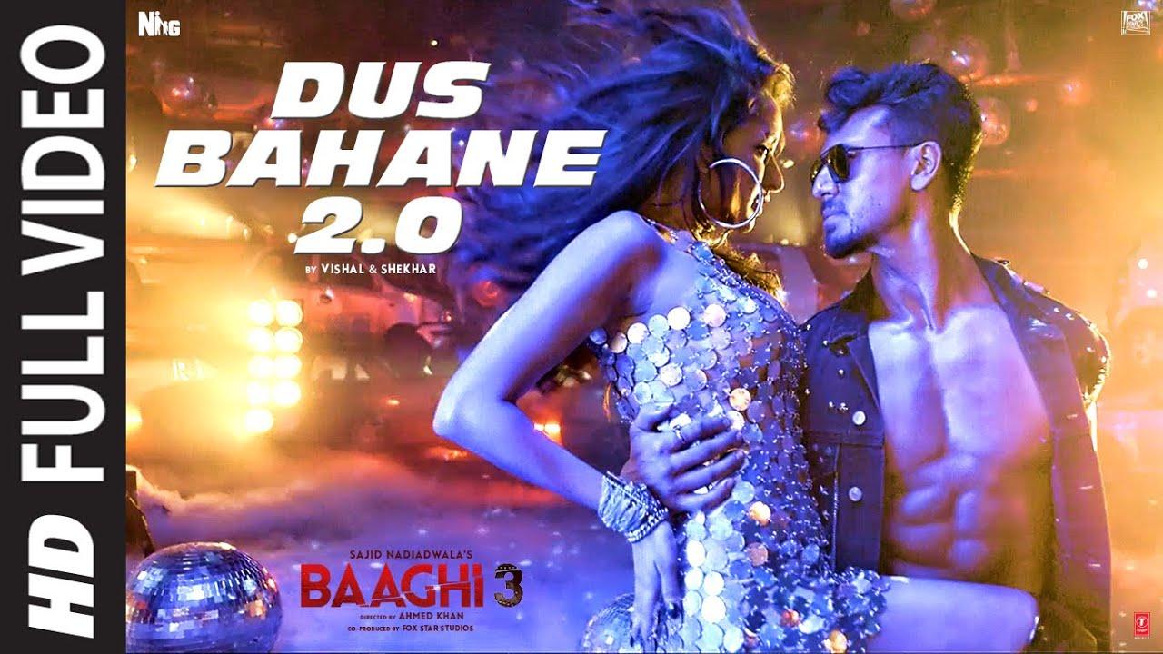 Dus Bahane 2.0- KK , Shaan , Tulsi Kumar