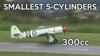 9 Of The Smallest 5-Cylinder Engines In The World