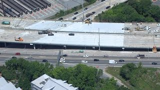 I-85 to reopen on Monday, May 15