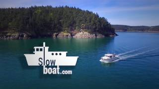Clearing Canadian Customs into BC by Boat - Slowboat
