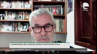 Legislação Participativa - Mesa Redonda com entidades - None