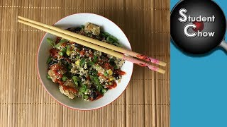 Veganuary: Vegan Special Fried Rice