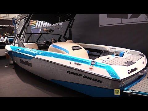 2018 Malibu Performance TXi MO Water Ski Boat – Walkaround – 2018 Boot Dusseldorf Boat Show