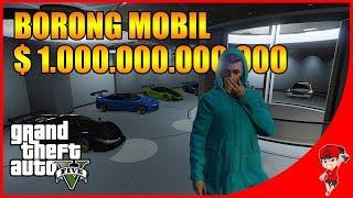 GTA V ONLINE (1) - BORONG MOBIL BANYAK BANGET wkwkwk