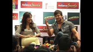 Vivek And Neha Sharma Promoting 'Jayantabhai Ki Luv Story