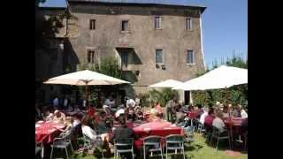preview picture of video 'Gruppo Labronico a Palazzo Rospigliosi . Zagarolo 13 sett. - 5 ott. 2014'