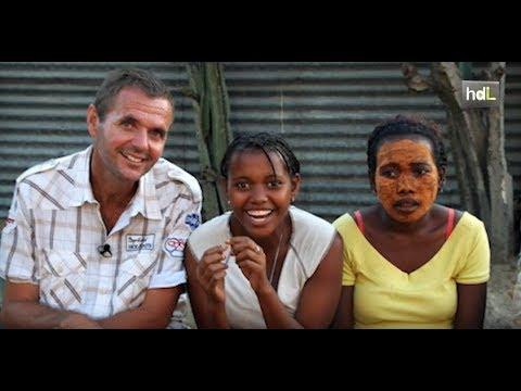 José Luis Guirao, educación y Agua de Coco para rescatar a los niños