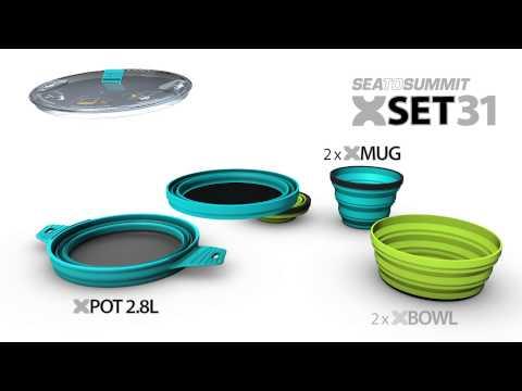 Sea to Summit X-Pot 1.4L