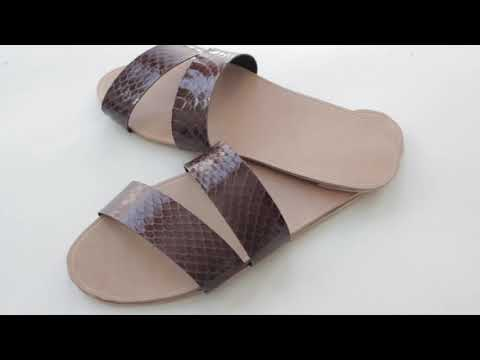 How to make Sandals for Women and Girls