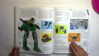 Lego Book Review - Lego Idea Book