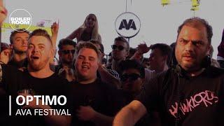 Optimo Boiler Room X AVA Festival DJ Set