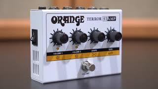 Orange Terror Stamp Video