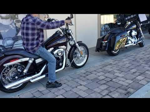 2007 Harley-Davidson Dyna® Street Bob® in Temecula, California