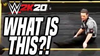 WWE 2K20 Showcase IS THE WORST! PLZ DELETE!