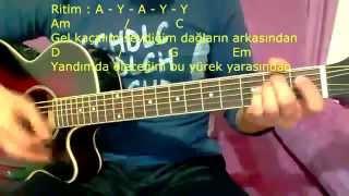 Gitar Dersi - Deniz Üstünde Fener