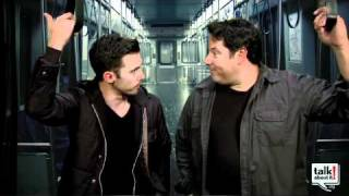 Greg Grunberg and Milo Ventimiglia Talk About It! (VO)