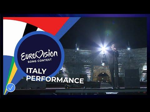Diodato - Fai Rumore - Italy 🇮🇹 - Performance in Arena di Verona