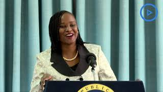 Kanze Dena press conference