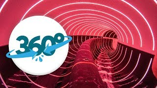 [360° VR] The New Waterslides at Welle Gütersloh in Virtual Reality!