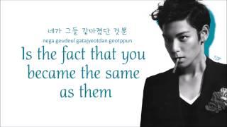 Big Bang - Monster (Color Coded Lyrics: Hangul, Romaji, English)