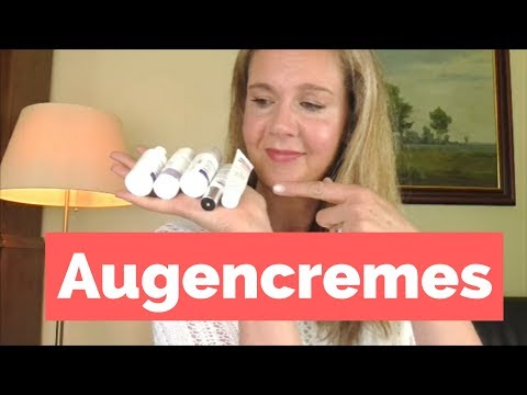 REVIEW - gute Augencremes / Drogerie & High End