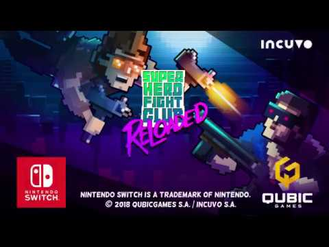 Super Hero Fight Club: Reloaded - Gameplay Trailer (Nintendo Switch™) thumbnail