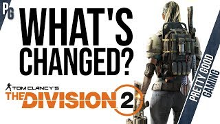 The Division 2 Learned A LOT From The Original 
