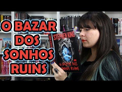 O Bazar Dos Sonhos Ruins - Stephen King [RESENHA]