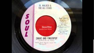 jr. walker & all stars - shake and fingerpop