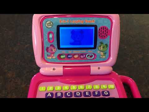 Leapfrog 2 in 1 Leaptop Touch Review 2017