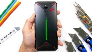ZTE nubia Red Magic 3 Durability Test - a FAN inside a Phone?