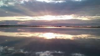 Рыбалка красивый закат Карачаево-Черкессия