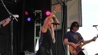 "Sass Jordan ""If Your Gonna Love Me"" live Burlington June 19 2016"