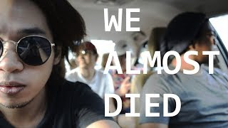 WHY MANILA? WE ALMOST DIED