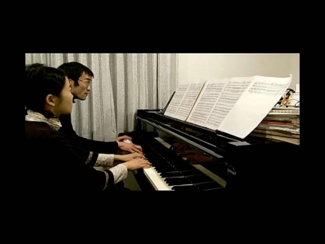 X-japan-kurenai-piano-for-4