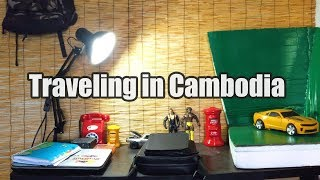 World Amazing travel in Cambodia #Vlog1