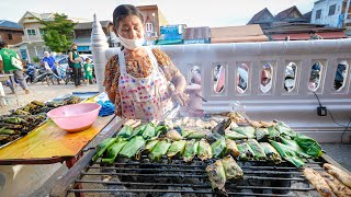 Thai Street Food in ANCIENT SUKHOTHAI - Legendary Noodles + Spicy Fish in Thailand! 🇹🇭