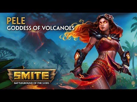 God Reveal - Pele, Goddess of Volcanoes